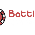 Battle line Game logo 02 for black